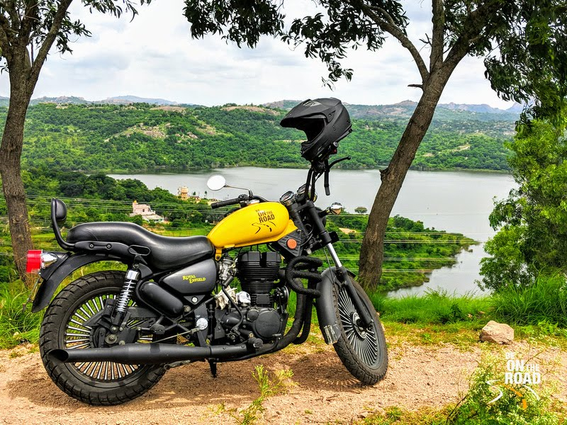 Monsoon Ride to Bisle Ghat, Karnataka