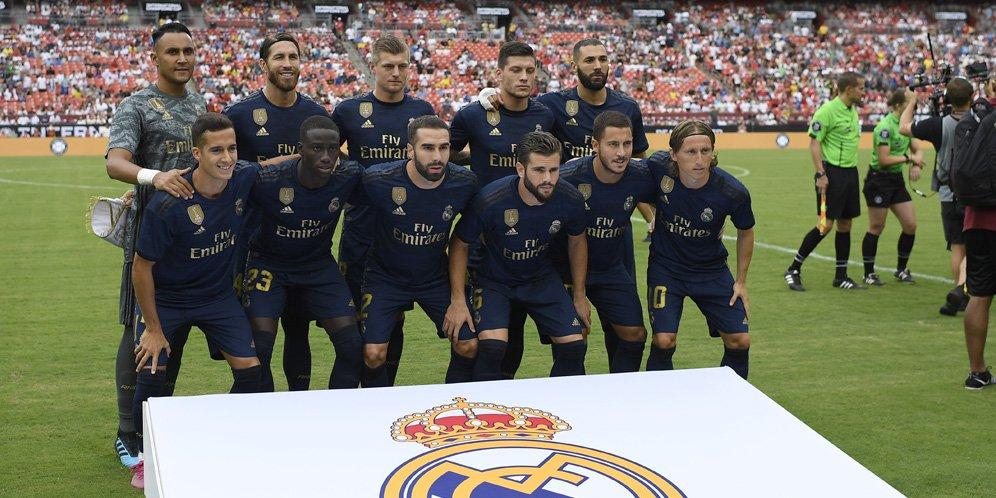 Real Madrid Babak Belur di Pramusim, Ini Daftar 5