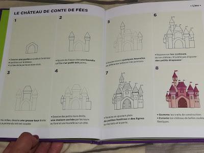 dessiner un chateau