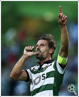Adrien Silva Sporting Midfielder