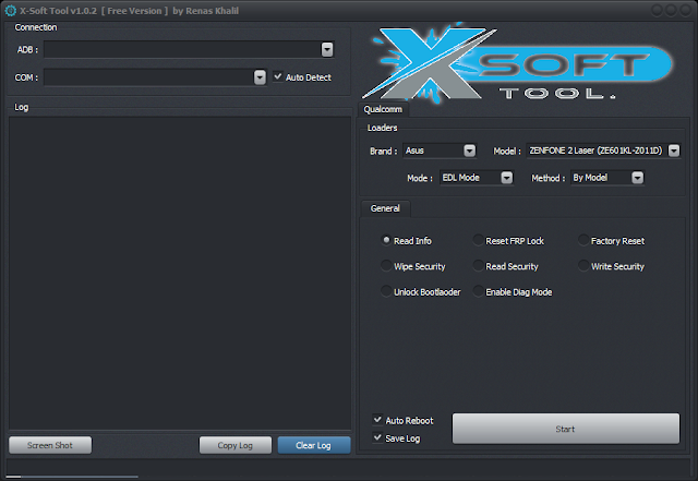 X-Soft V1.2 Qualcomm Tools Full Working Downlode Free100% Tested
