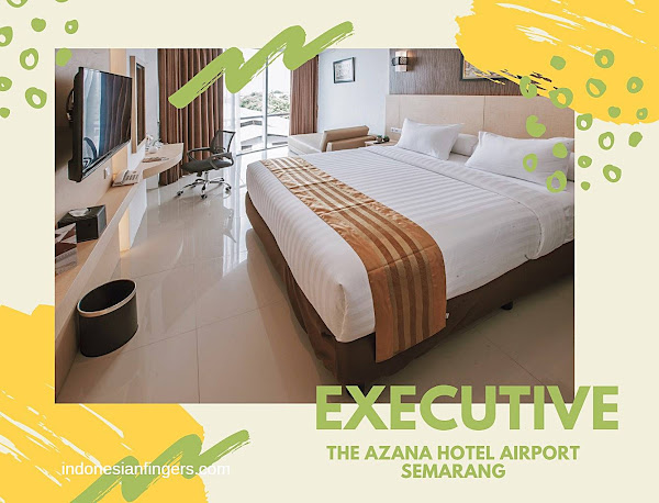 The Azana Hotel Airport Semarang