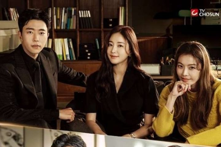 Download Drama Korea The Goddess of Revenge Batch Sub Indo