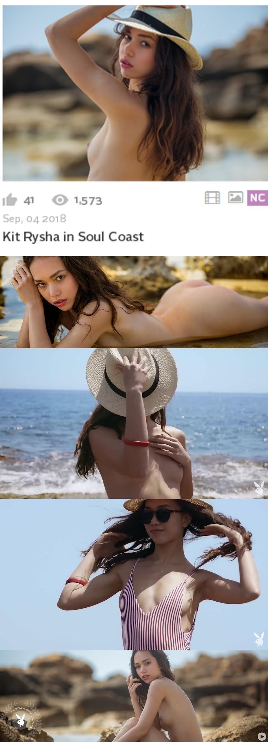Playboy PlayboyPlus2018-09-04 Kit Rysha in Soul Coast