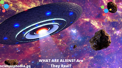WHAT ARE ALIENS?