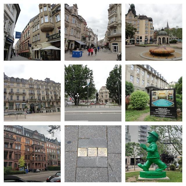 Roteiro Wiesbaden (Alemanha) em um dia