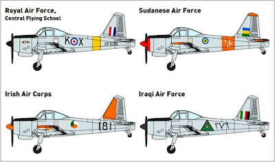 Sudanese, Irish and Iraqi Decals picture 1