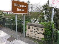 Irun camino de Santiago Norte Sjeverni put slike psihoputologija