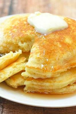 Breakfast IHOP Pancakes Copycat