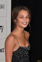 alicia vikander- Moet British Independent Film Awards London December 6th 2015
