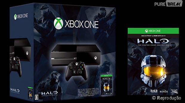 Sorteio de um Console Xbox One X ou Halo Master Chief Collection!