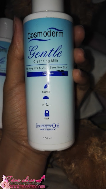 Cosmoderm Gentle Q10 Cleansing Milk