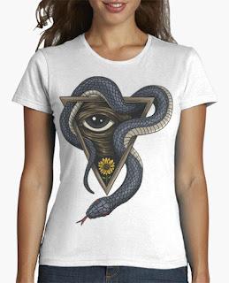 Serpientes, animales, iluminati