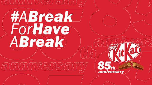 KITKAT Celebrate the Brand's 85th Birthday in New Campaign