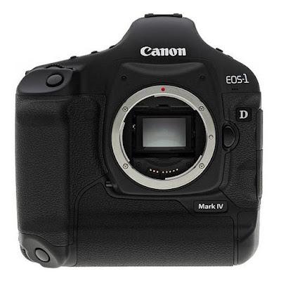 Canon EOS-1D Mark IVソフトウェアのダウンロード