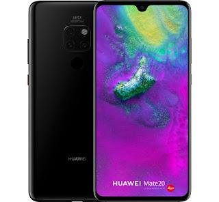 Harga Hp Huawei Mate 20 dengan Review dan Spesifikasi April 2019