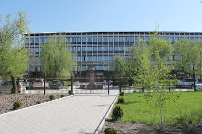Central administration Campus of ISM