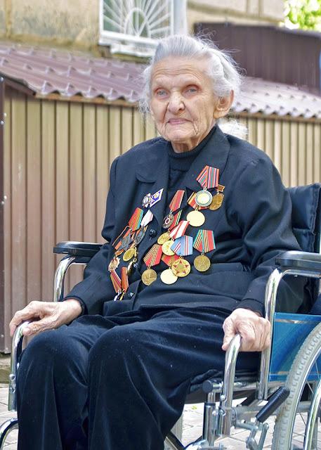 Лидия Алексеевна Молдованова