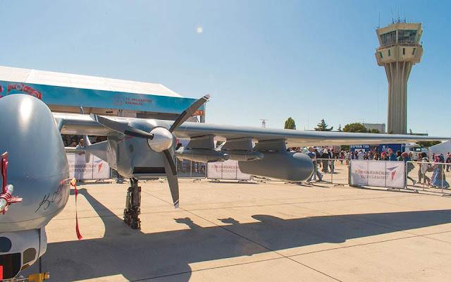 Τουρκικό UAV πέταξε πάνω από τη Ρω στα 20.000 πόδια
