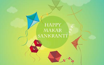 Happy Makar Sankranti 2017 Pics