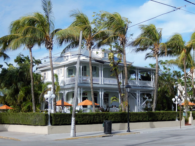 Típica casa en Key West ,Los Cayos Florida