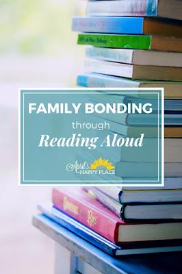 Family Bonding Through Reading Aloud