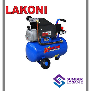 Lakoni Imola 125 Mesin Kompressor