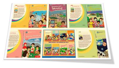 Buku Guru dan Siswa K13 Kelas 3 Semester 1 Revisi 2018