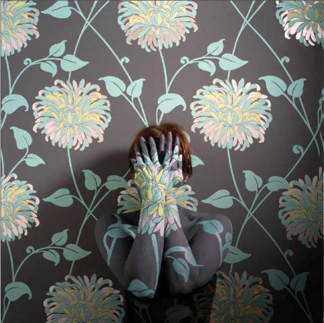 Боди-арт от Сесилии Паредес 20