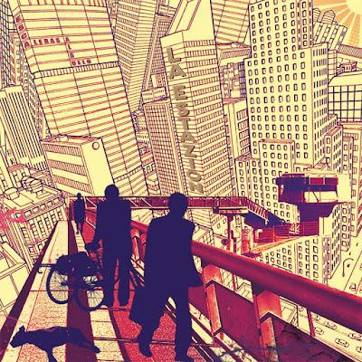 LA ESTAZION - Escaleras al suelo (2010)