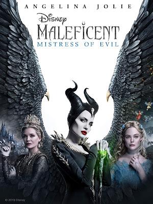 Maleficent Mistress of Evil 2019 Eng WEB HDRip 480p 350Mb ESub