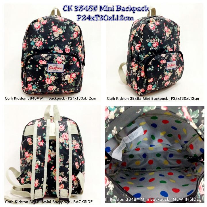 2b2c0552e1 Kipling Shop Indonesia  Cath Kidston 3848  Mini Backpack - Rp 170.000