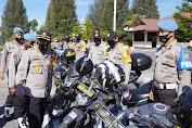 AKBP Siswoyo Adi Wijaya SIK Gelar Apel dan Chek Seluruh Kendaraan Operasional Polres Bener Meriah