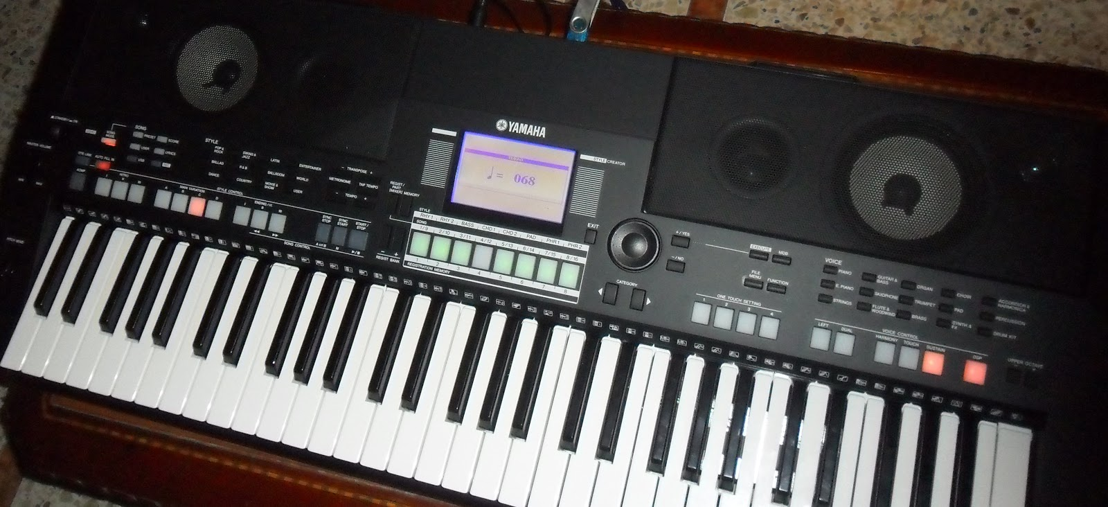 Yamaha voices download free