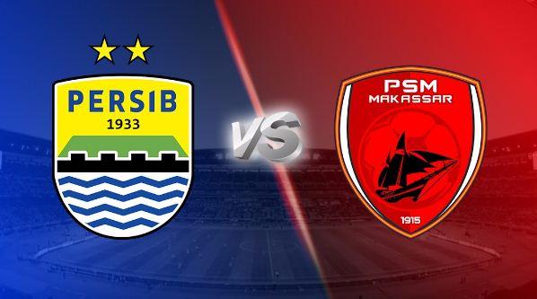 Persib Hadapi PSM Makassar Tanpa Dua Bek Andalan