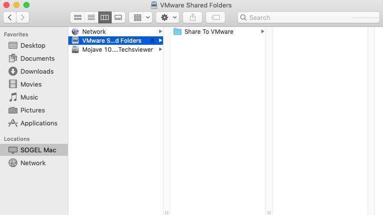Windows Folder Share To MacOS