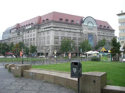 Kadewe en Berlin