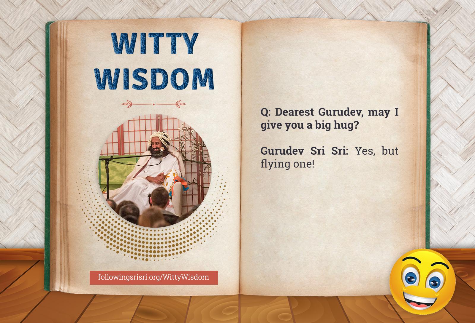 Hug | Witty Wisdom