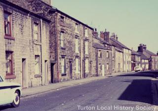 High Street, Chapeltown, 1950s