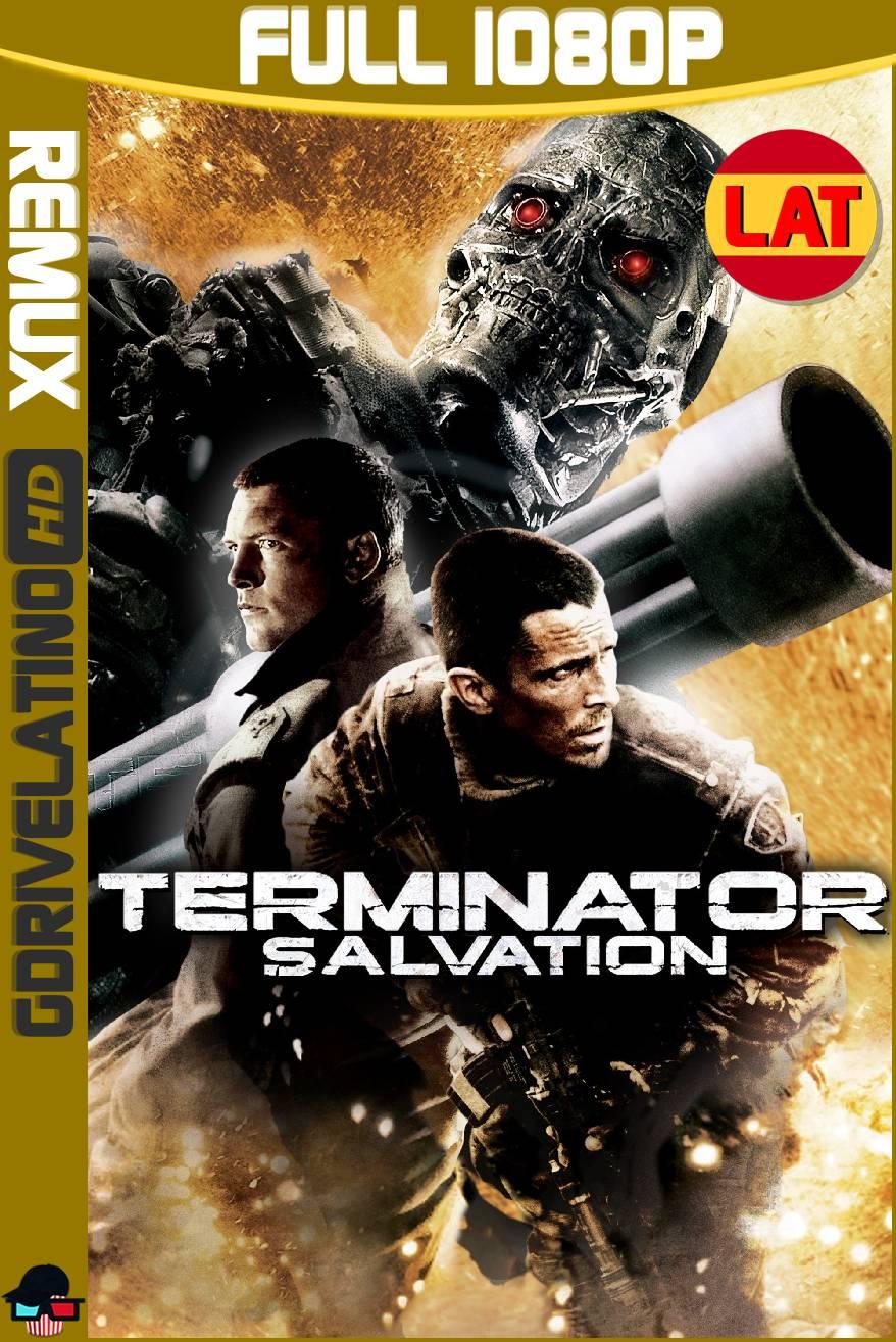 Terminator: La Salvación (2009) BDRemux 1080p Latino-Ingles MKV
