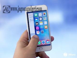 3D touch fitur terbaru dari iPhone