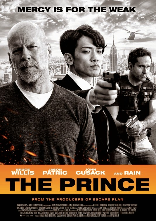 Poster of The Prince starring Bruce Willis, Jason Patric ...