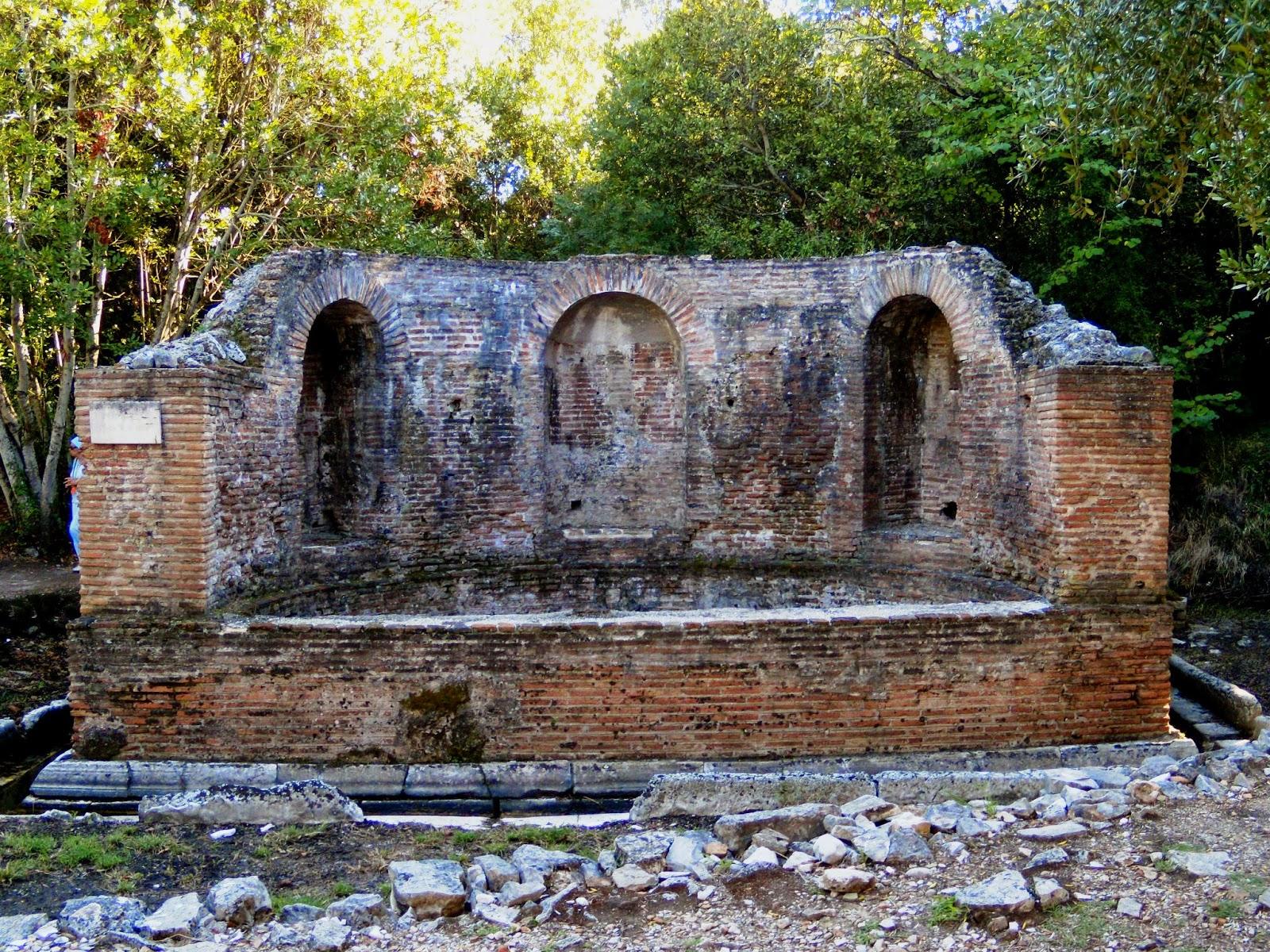 megas alexandros the surprise of butrint ancient buthrotum in epirus