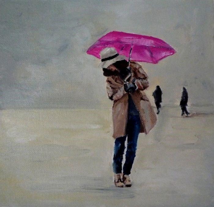 Французский художник. Sylvie Gehring 3