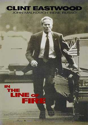 In the Line of Fire 1993 BRRip 720p Dual Audio in Hindi English