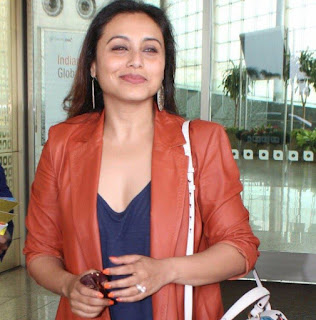 rani mukarji bold photos