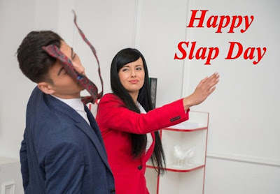 Slap Day Wishes, Messages, SMS, Quotes, Images, Wallpapers