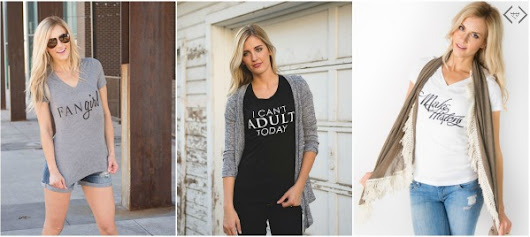 Style Steals -Graphic Tees         |          Shopping Therapy