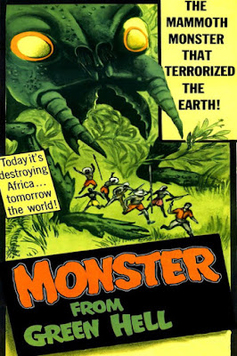 Monster from Green Hell Poster