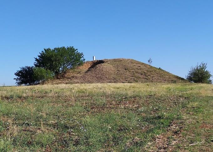 Ευρήματα : Στον ταφικό τύμβο Μεσιάς στη χώρα της αρχαίας Ευρωπού